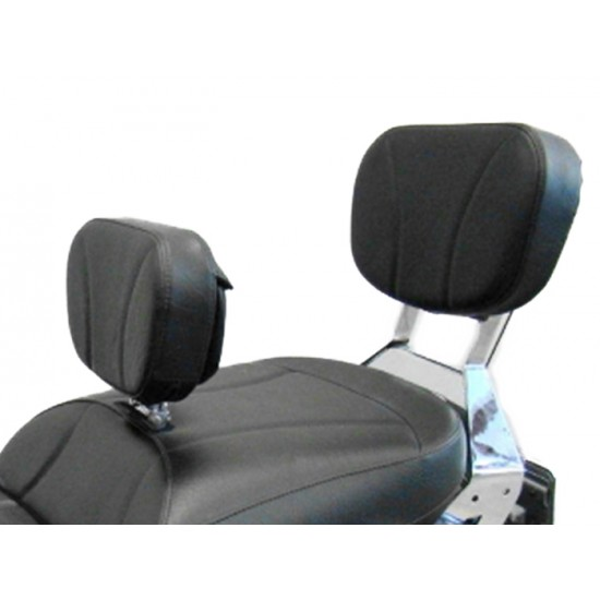Cross Roads / Cross Country / Hard-Ball Midrider Seat, Driver Backrest and Sissy Bar Pad