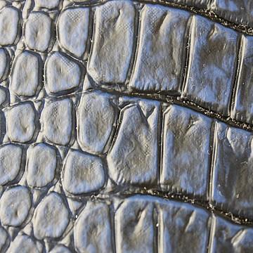 Sapphire Croc -