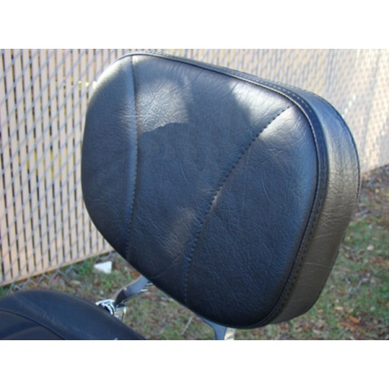 V-Star 1100 Custom Sissy Bar Pad - Plain or Studded