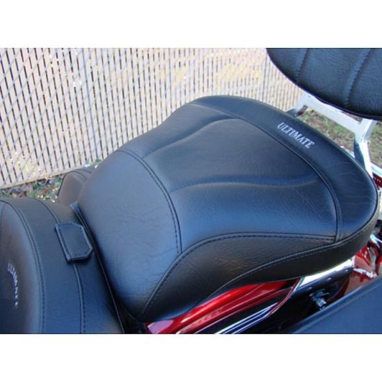V-Star 650 Custom Passenger Seat - Plain or Studded