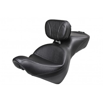 VT1300 Midrider Seat and Driver Backrest