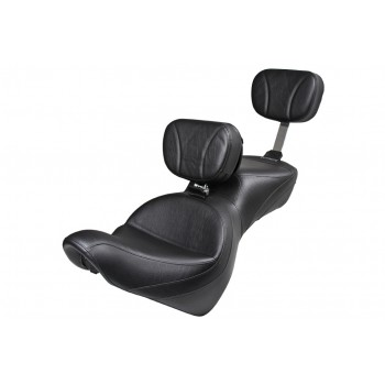 VT1300 Midrider Seat, Driver Backrest and Passenger Backrest