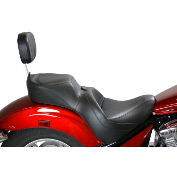 VT1300 Midrider Seat and Passenger Backrest