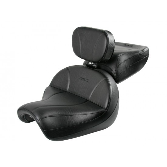 Vulcan 1500 Seat, Passenger Seat and Driver Backrest - Plain or Studded