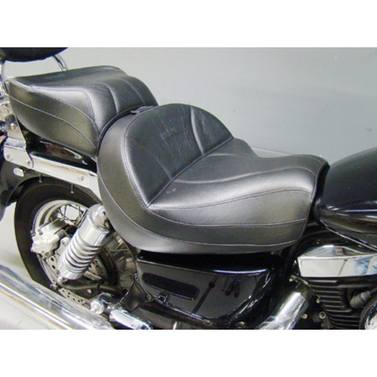Vulcan 1500 Seat and Passenger Seat - Plain or Studded