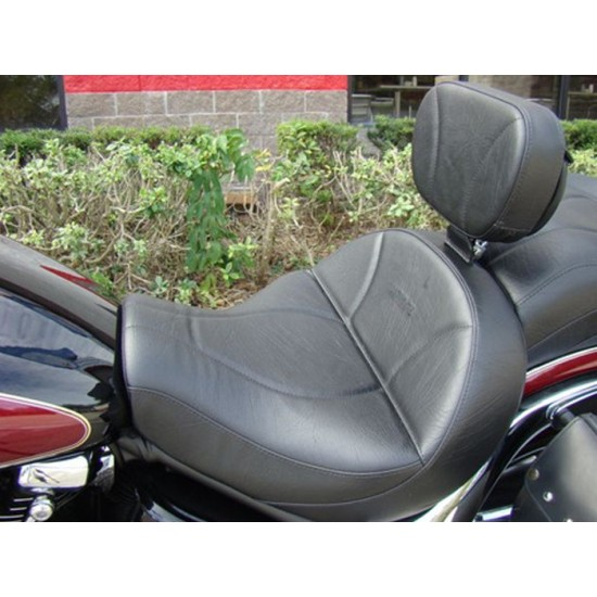 Vulcan 2000 Driver Backrest - Plain or Studded
