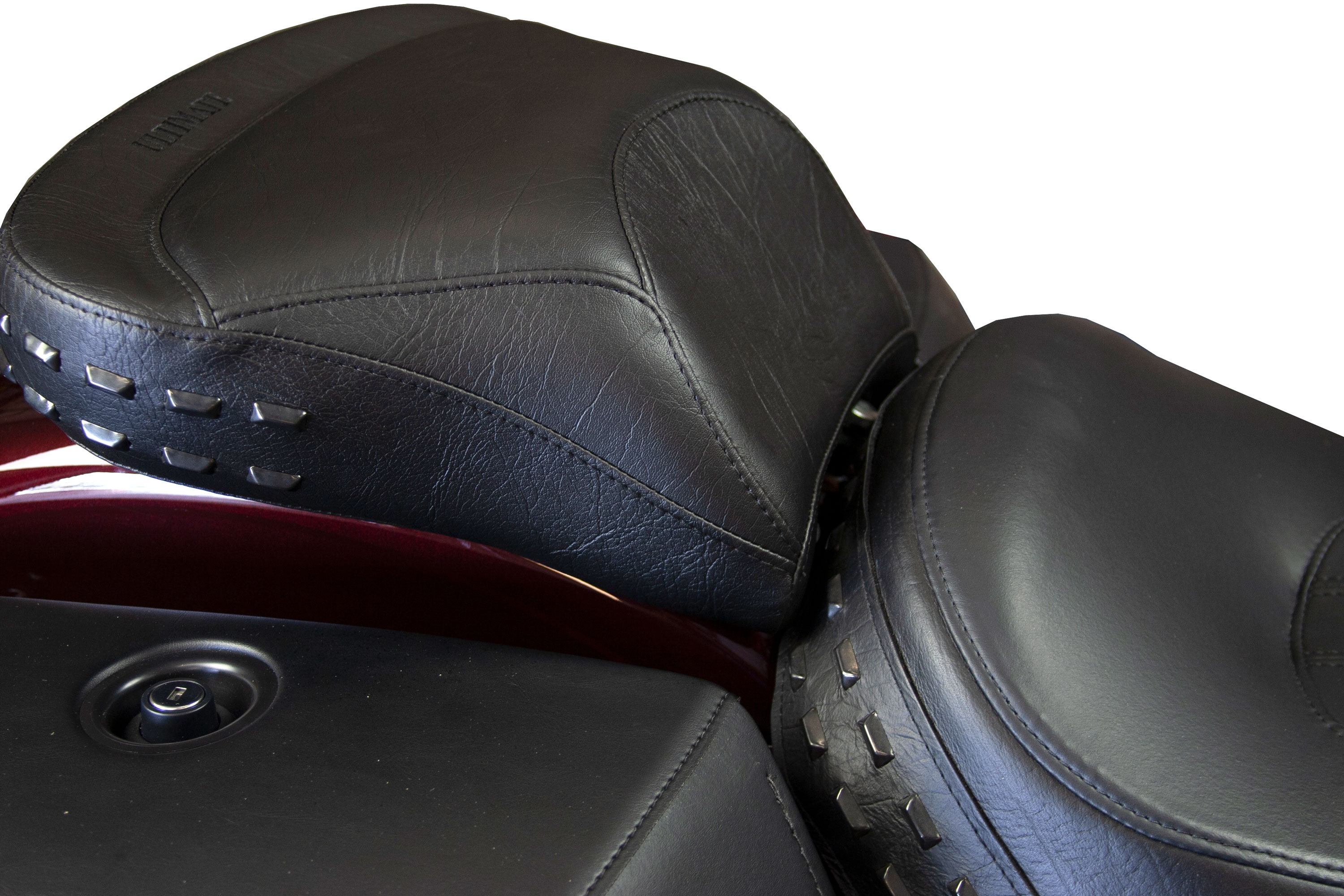 Ultimate Softail Passenger Seat with Stock Driver Seat